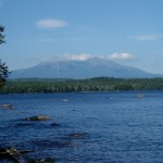 Mt Katahdin Maine 2008 by Dave Haggist