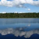 South Pond Maine 2008 by Dave Haggist