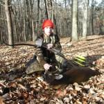 Tate Oswalt, Deer