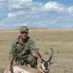 Tom McRary, Antelope